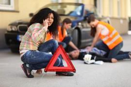 Verkeersovertredingen worden geregistreerd bij het OM. Heb je binnen 5 jaar meer dan 3 zware overtredingen zoals een ongeval veroorzaakt, dan vordert de politie je rijbewijs in.©Peter Atkins - Fotolia
